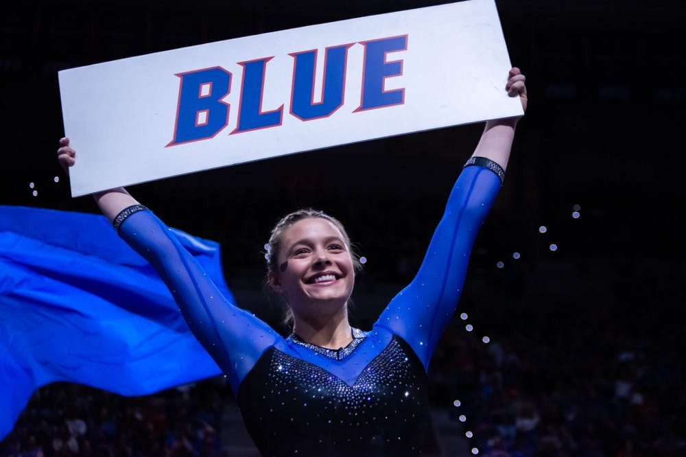 "<p>Florida earned the title ""Best College Athletics in America"" for 2021 from Niche college rankings following a short, but successful 2019-2020 athletic year.</p>"