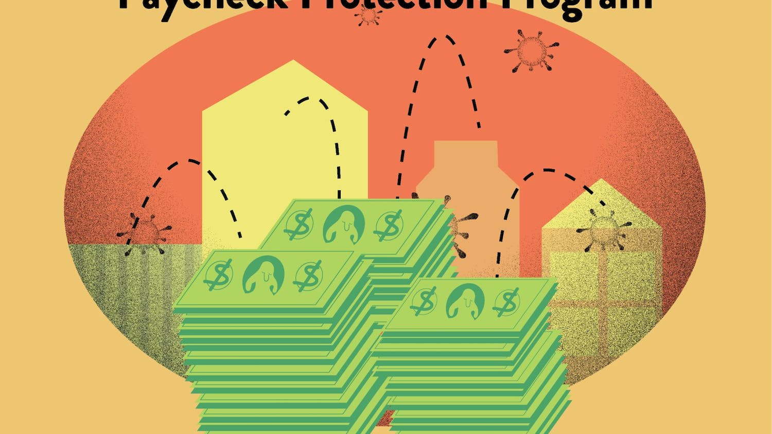 The Paycheck Protection Program under the CARES Act provides loans to cover payroll costs, interest on mortgages and rent and utilities of businesses that have been affected by COVID-19, according to the U.S. Small Business Administration.