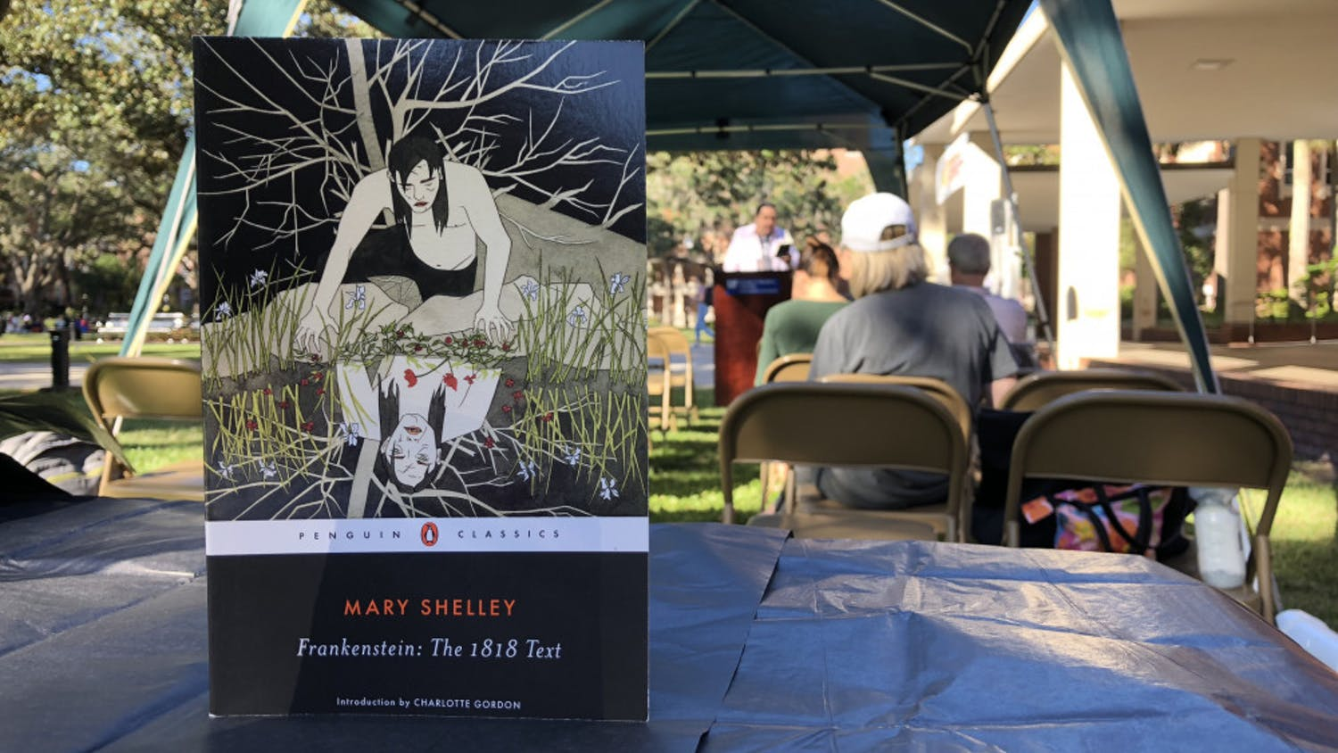 """UF celebrates 200th anniversary of """"Frankenstein"""" with spooky live reading"""