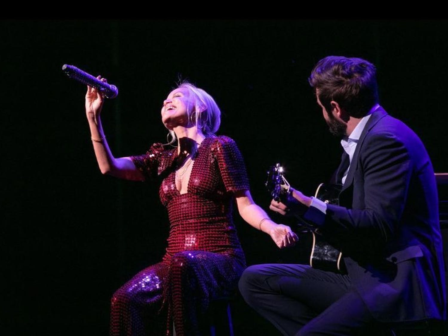 """Chenoweth is known to include famed """"Wicked"""" hit """"For Good"""" in her performance sets."""