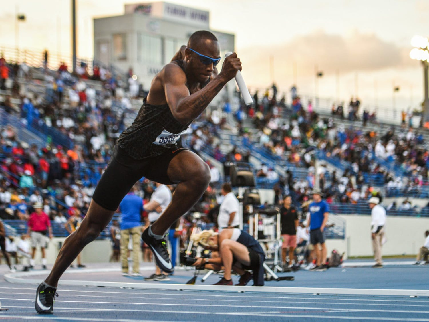 The Gators took home five individual titles at the SEC Outdoor Championships over the weekend.