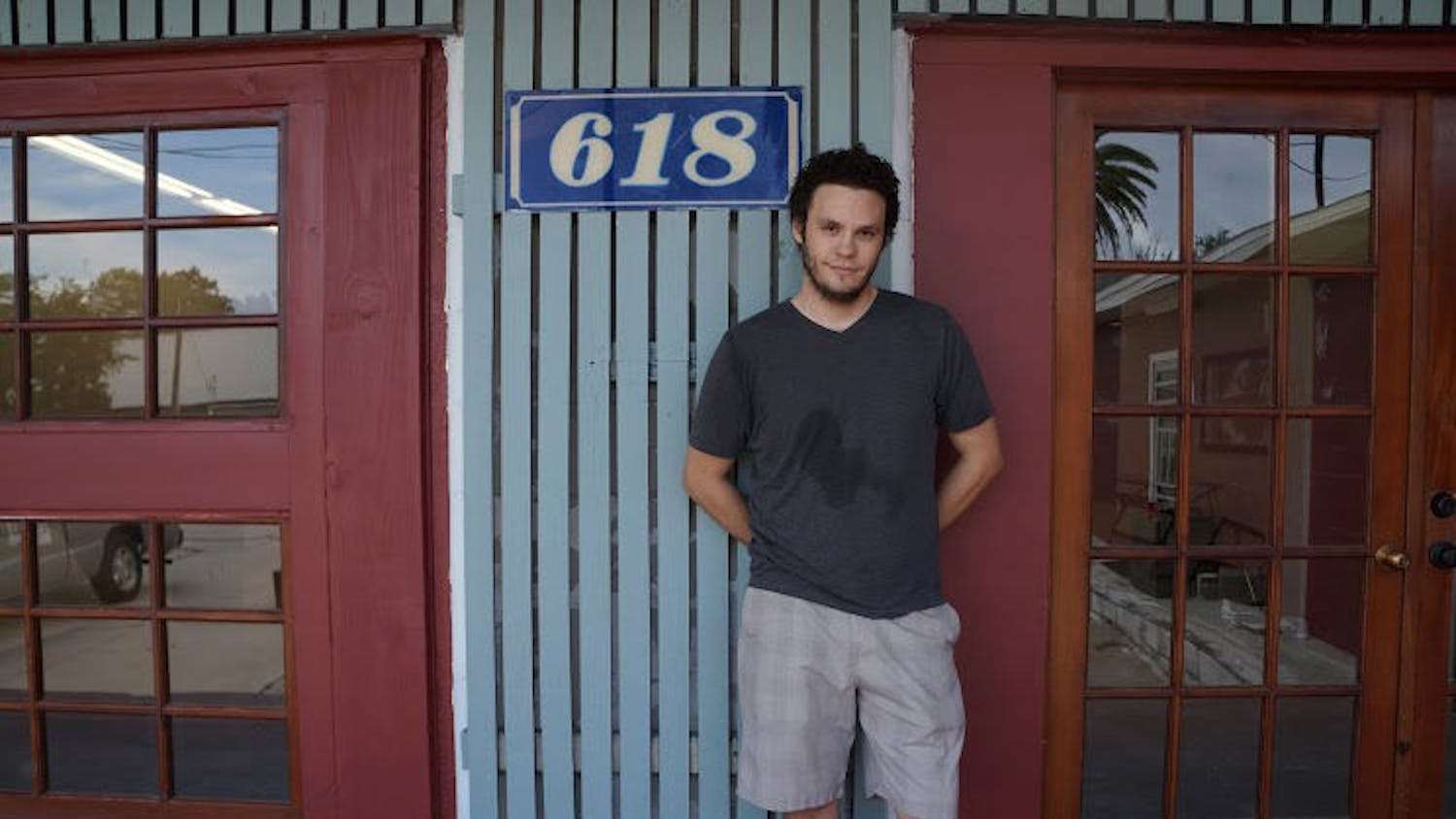 """Sam Richardson, a 27-year-old UF acting senior, has recently opened The Primitive Studio, where his own production, """"The Hairy Ape,"""" will be premiering Friday."""