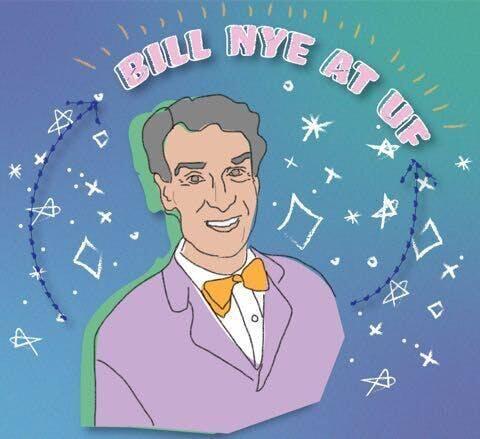 Bill Nye at UF