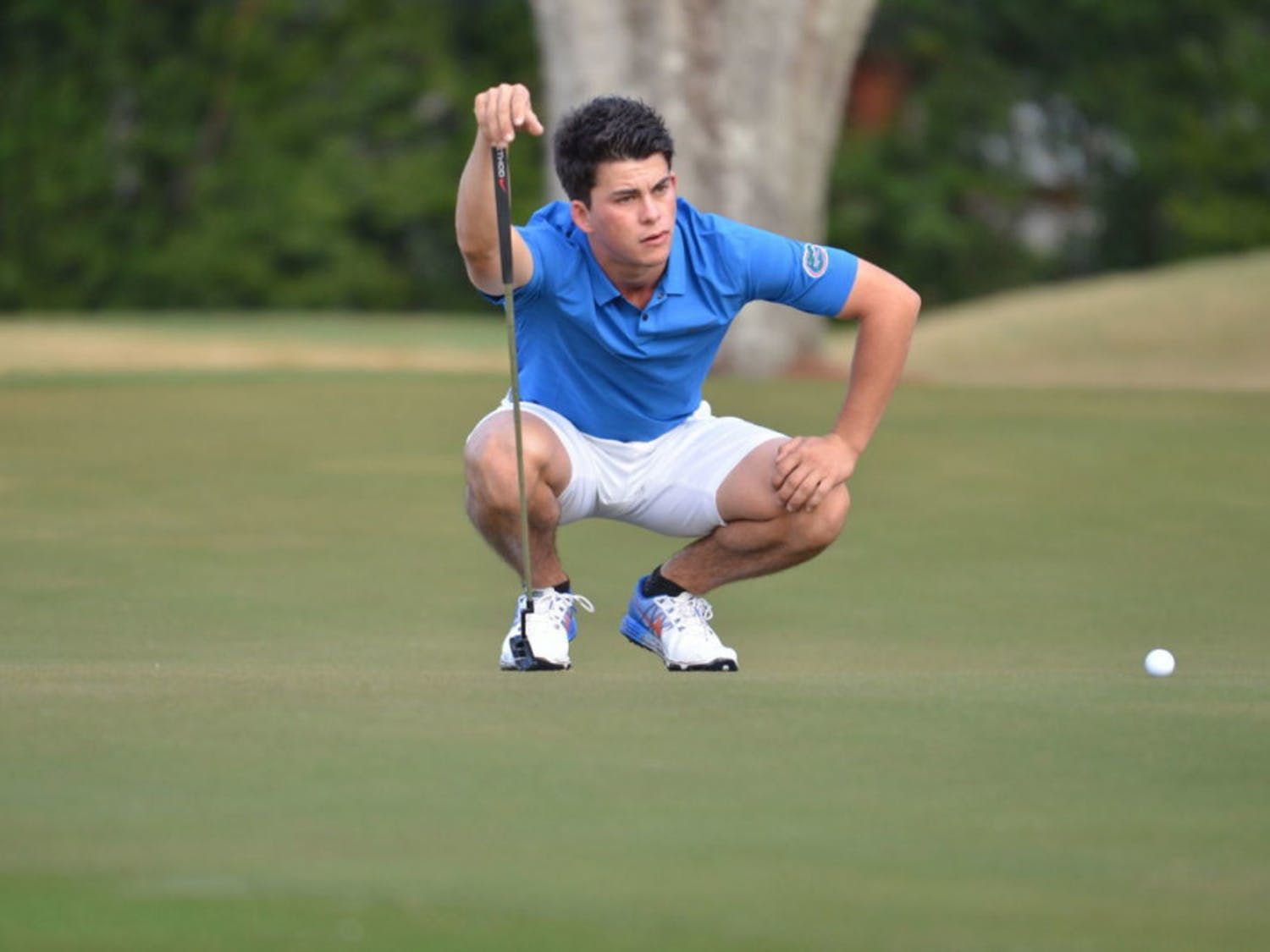 Gordon Neale finished over par for the second day in a row at the Tavistock Collegiate Invitational with a 5-over round on Monday. UF dropped from fifth to 10th and no Gator broke even in the second round.