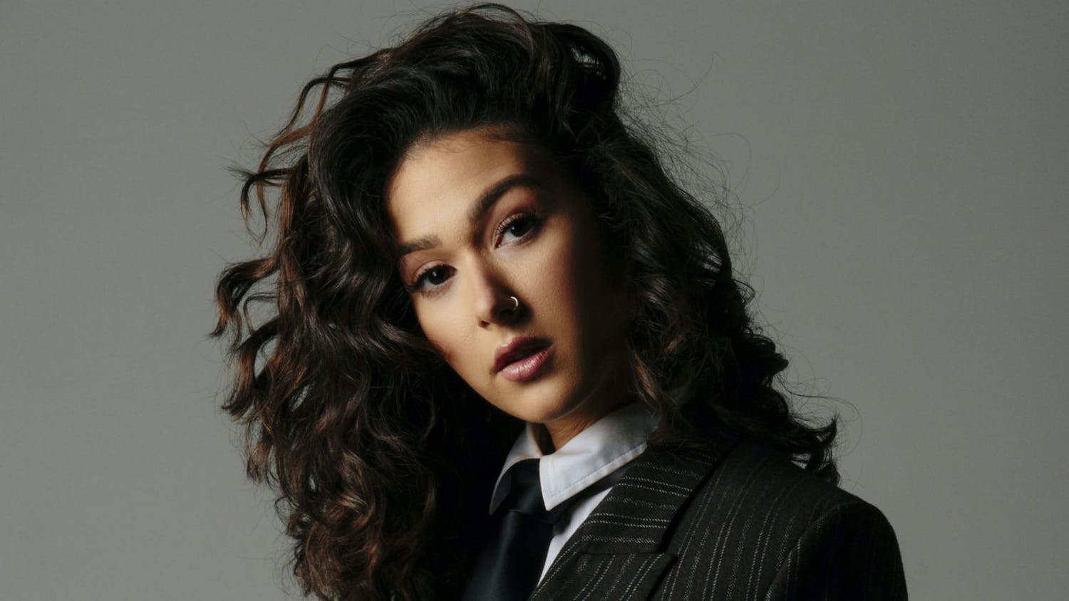 "Latin Grammy-winning singer Nella appeared at the Phillips Center Friday to perform in the ""UpStage at the Phillips Center"" series."