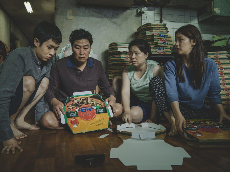 A masterpiece of sudden and serial surprises from Korean filmmaker Bong Joon-Ho.