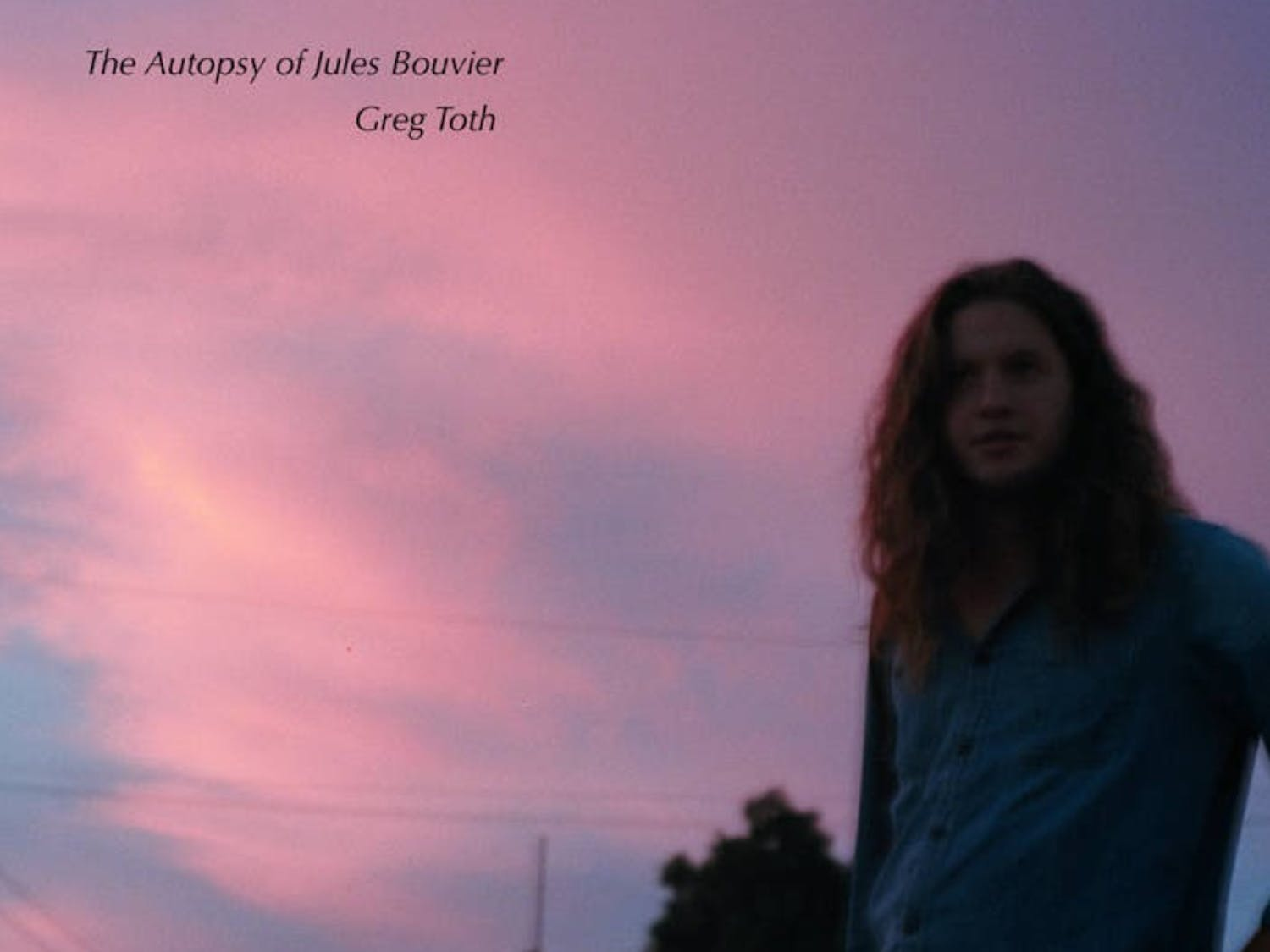 """Toth's latest album, """"The Autopsy of Jules Bouvier,"""" was released Aug. 18 and reflects a guitar blues influence."""