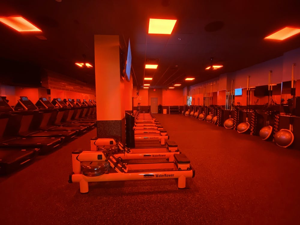 <p>The new Orangetheory fitness location will hold its Grand Opening Party today from 4:30 to 6:30 p.m.</p>