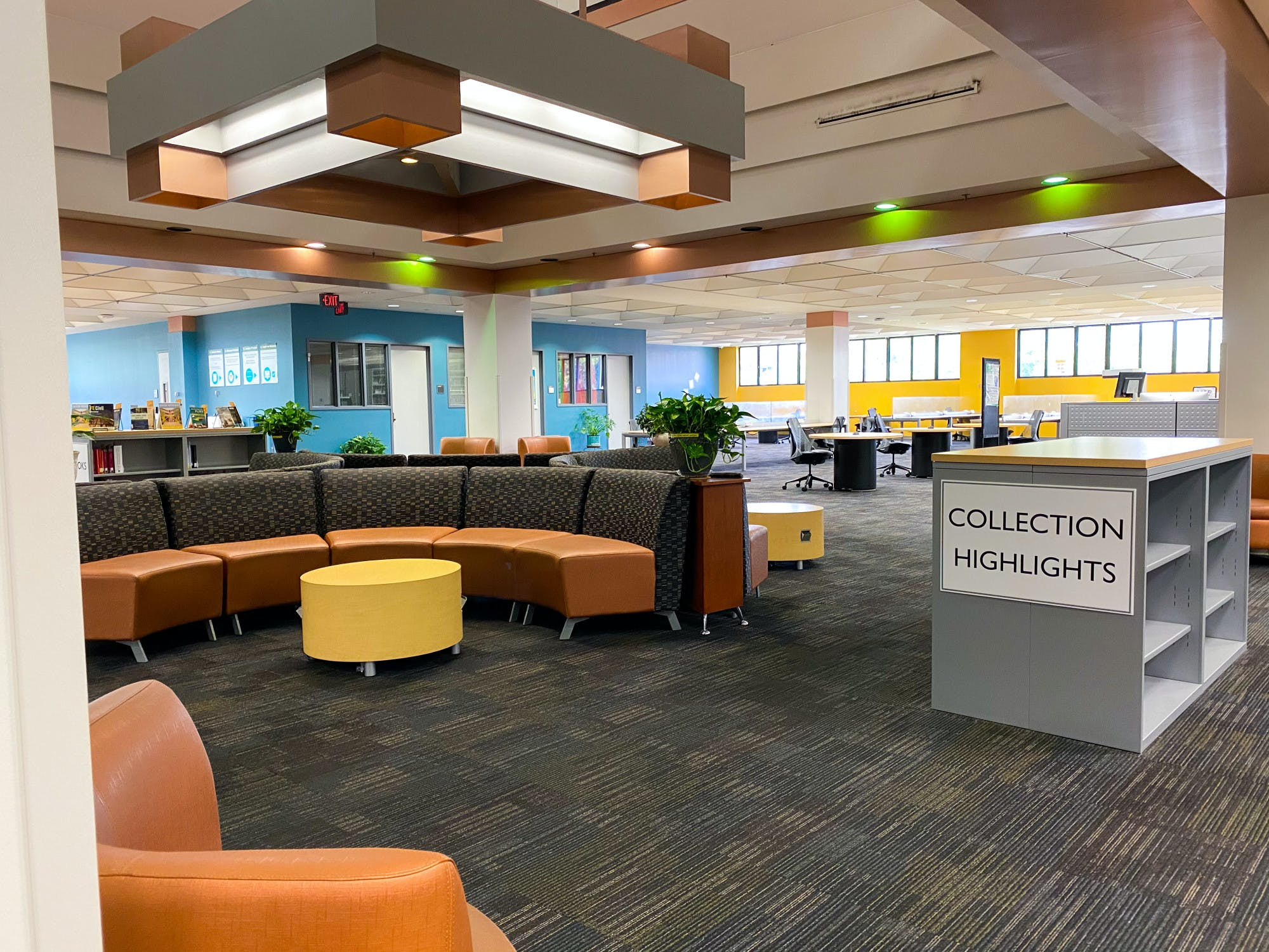 Marston Science Library 2