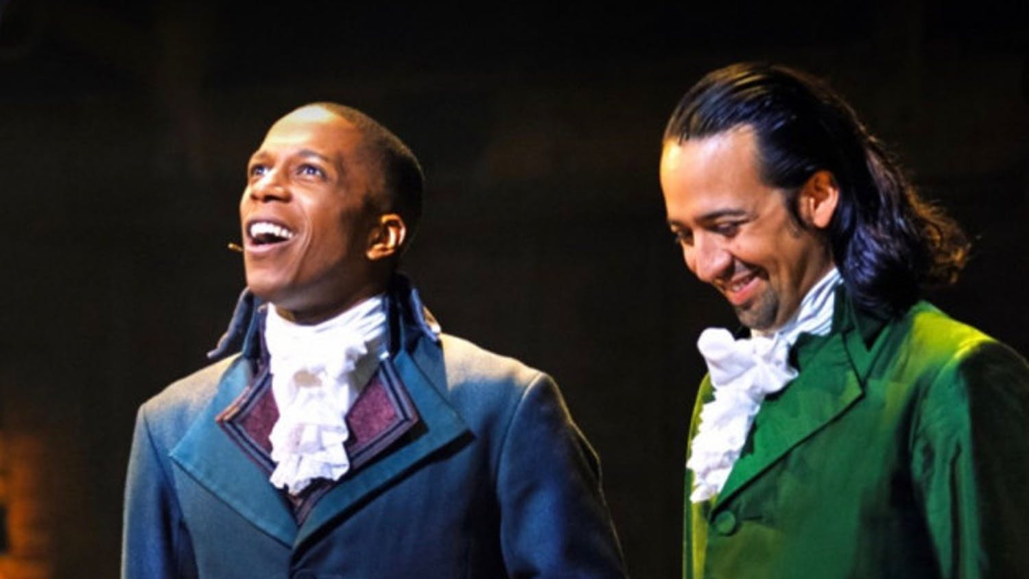 Hamilton, which premiered on Broadway in 2015, joined Disney+ July 4.