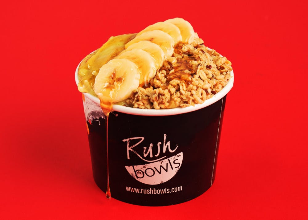 <p>The health food chain offers 17 all-natural smoothies and 21 acai bowl combinations.</p>