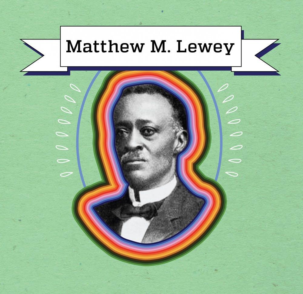 Matthew M. Lewey