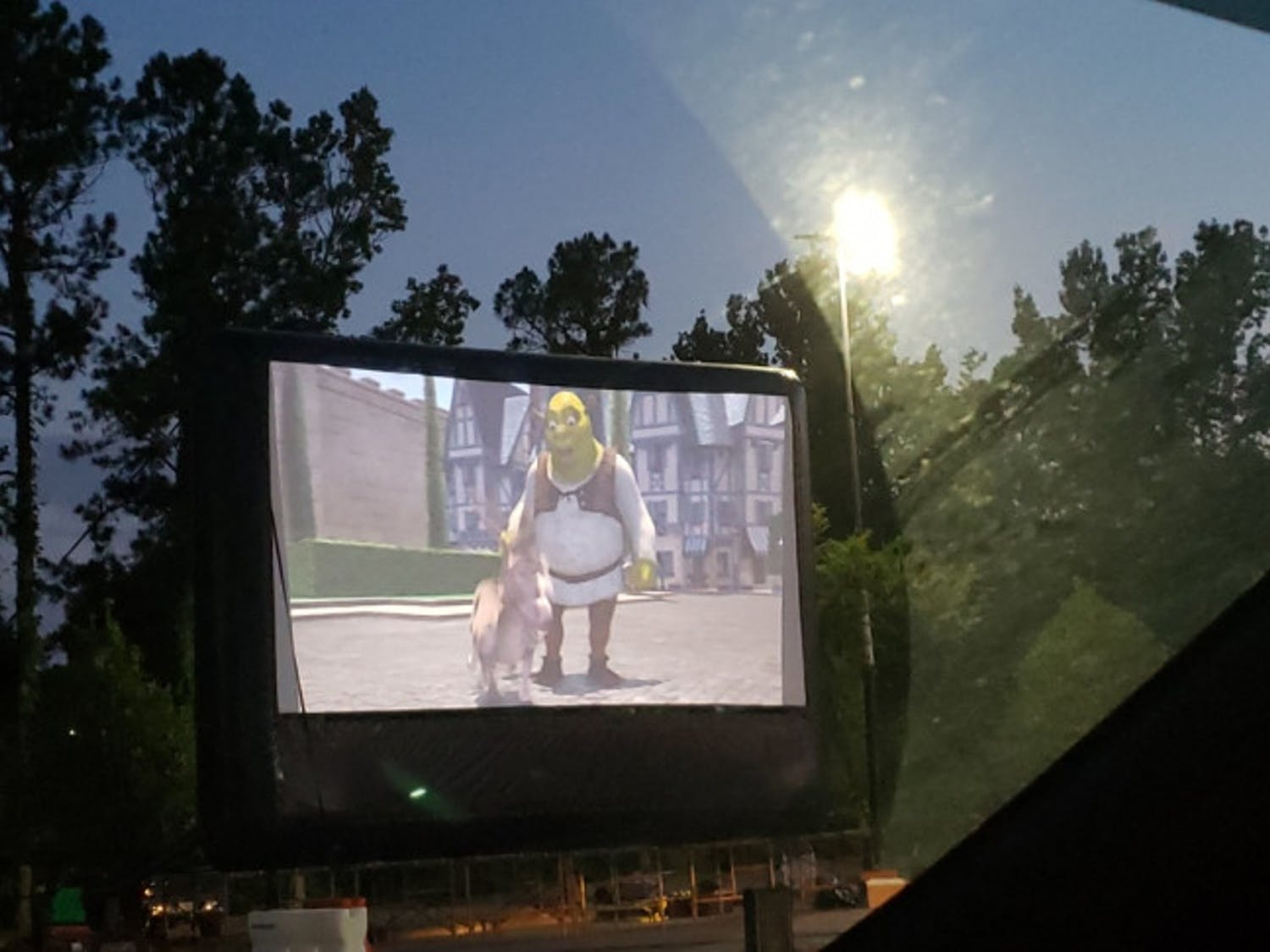 The Oaks Mall is hosting three family-friendly drive-in movie nights in cooperation with Glory Days Presents! and Drive-in Dudes.