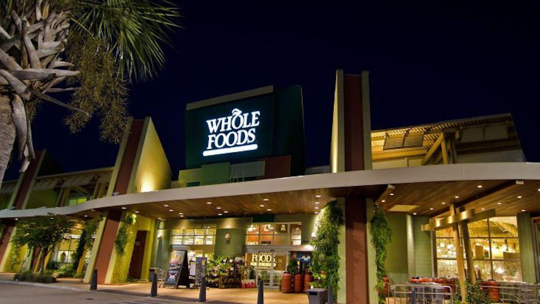 Whole Foods Market in Jacksonville.