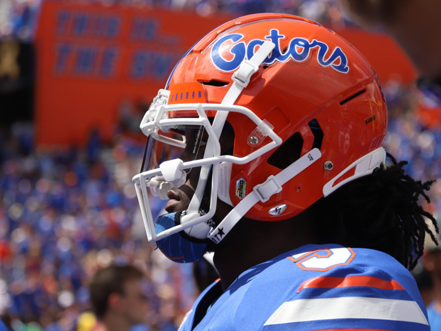 After months of waiting, wide receiver Justin Shorter will be immediately eligible to play for the Gators this season.