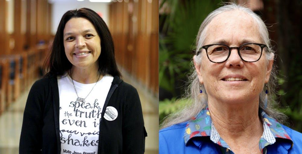 <p><strong>Left</strong>: Jenn Powell <strong>Right</strong>: Helen Warren</p>