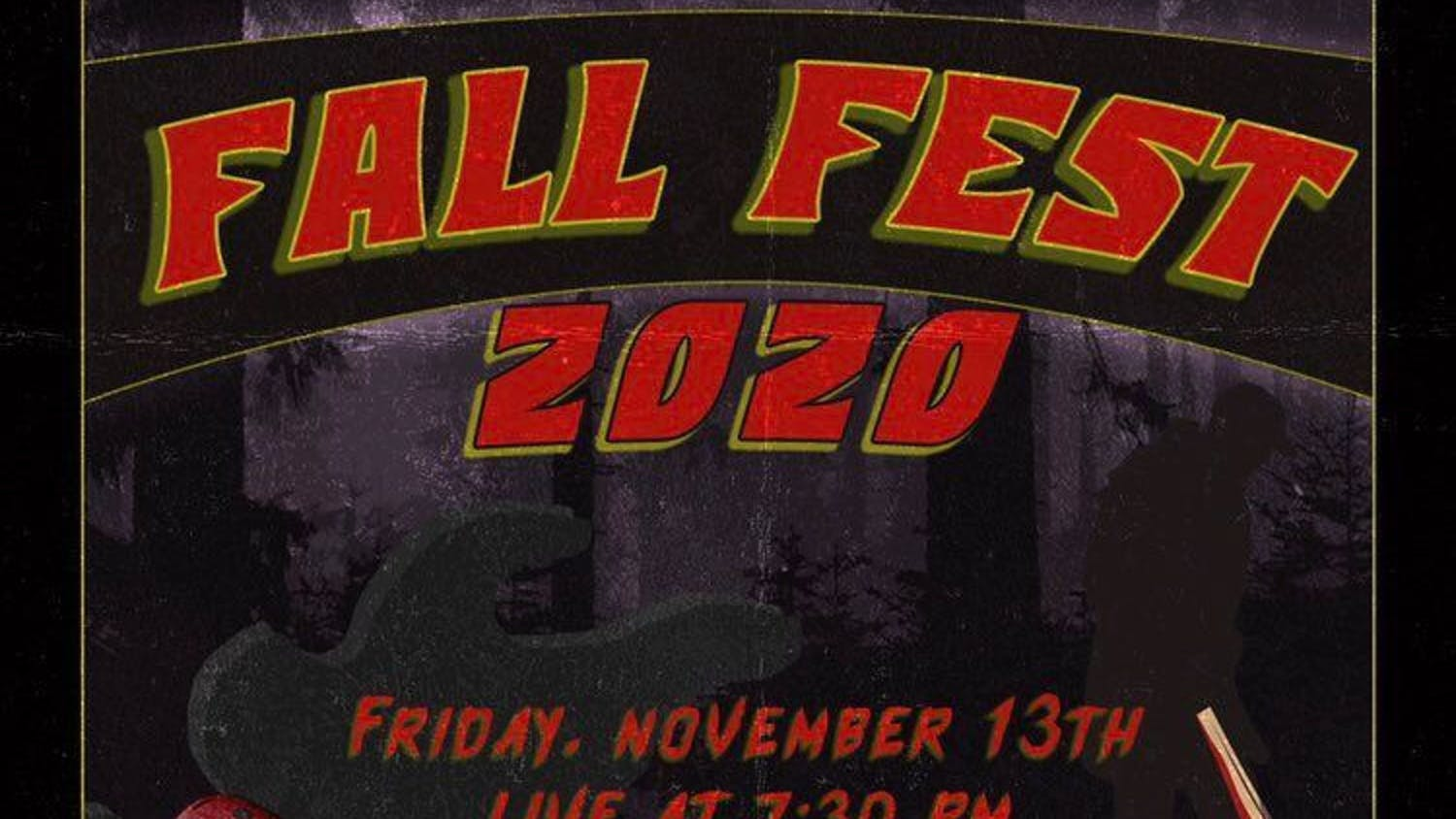 Swamp Records is set to host its annual Fall Fest Saturday at 7:30 p.m. The show will be live streamed via YouTube for the first time.