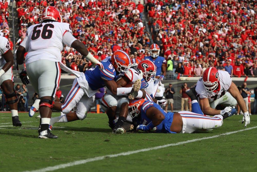 Florida-Georgia Game