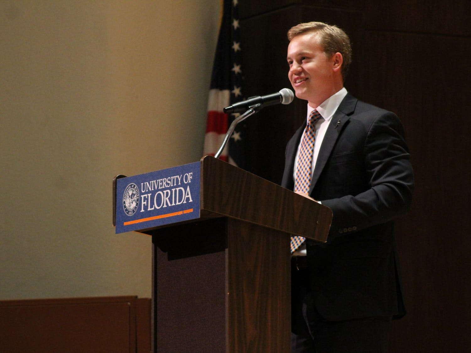 Former Student Body President Smith Meyers vetoed six bills at the end of his term that had previously been passed.
