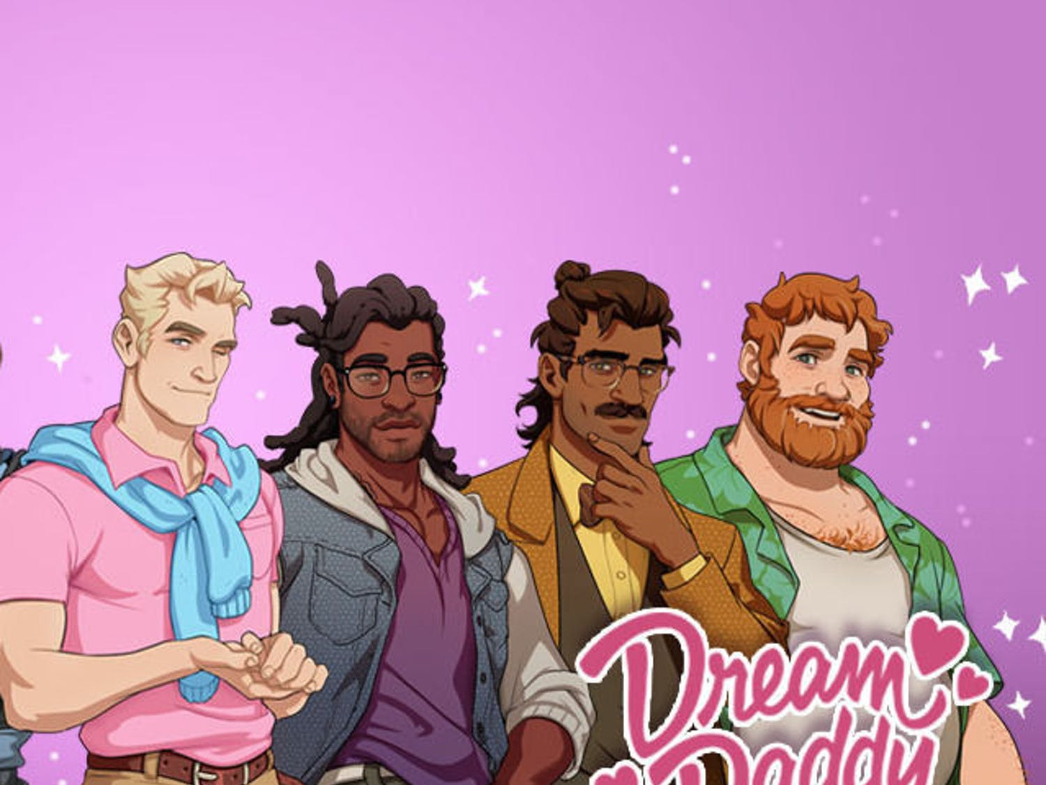 """Dream Daddy"" is our recommendation for anyone who enjoys dad bods and jokes."