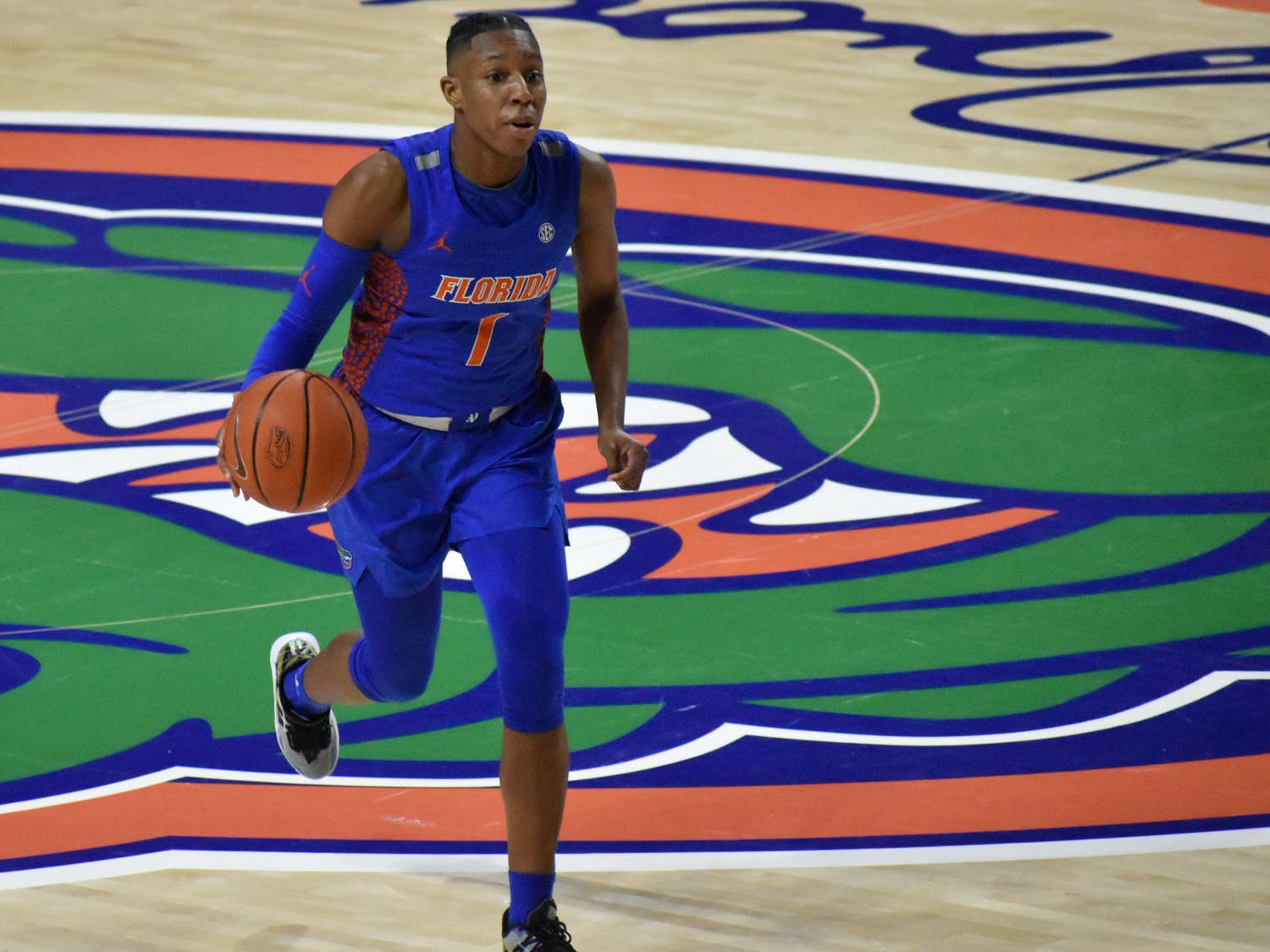 Kiara Smith played the entire game and matched her career-high 27 points Thursday night.
