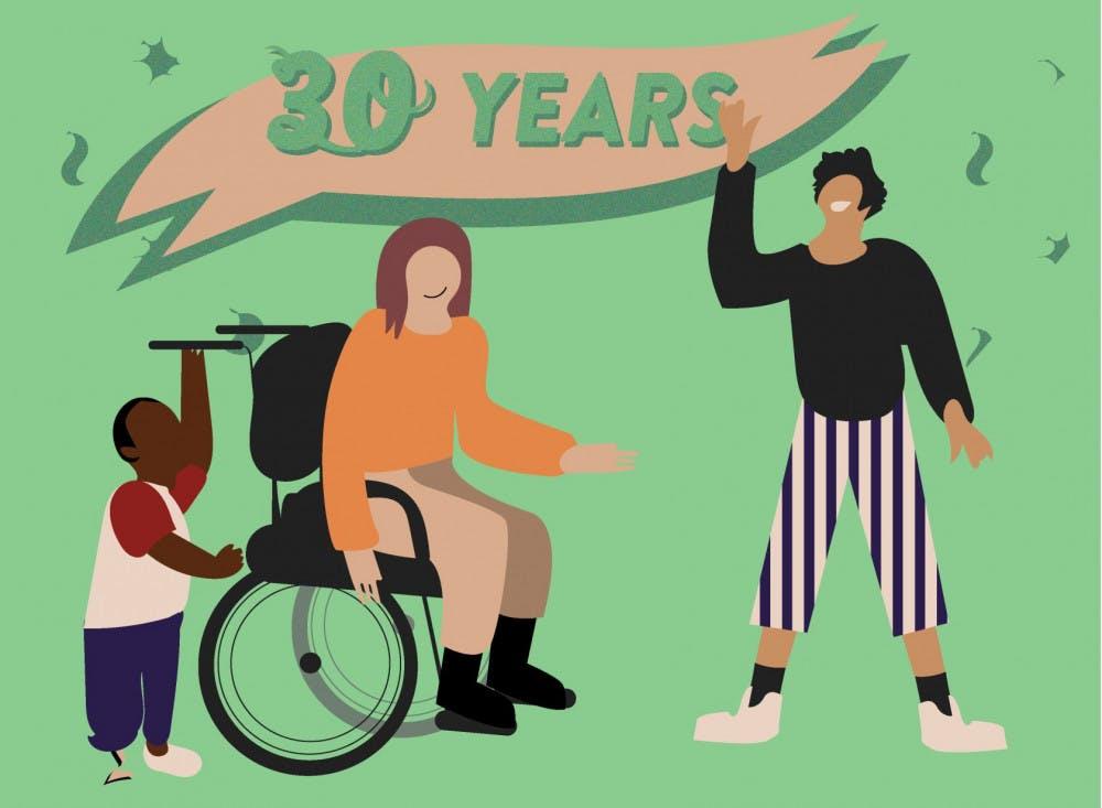ADA 30 year celebration
