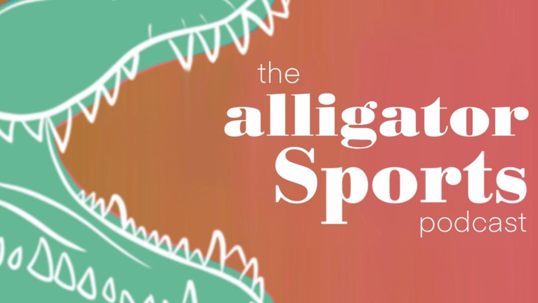 alligatorSports podcast logo.
