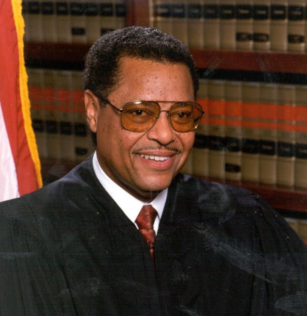 Photo of Judge Stephan Mickle