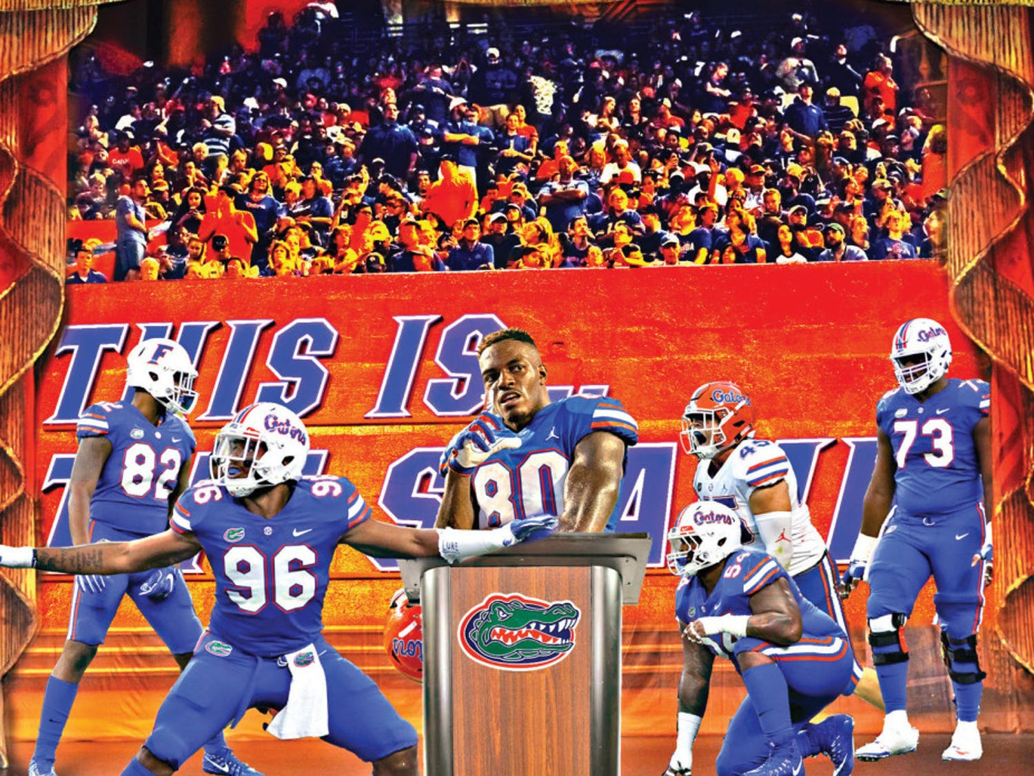 Florida football will host its Senior Day when it takes on Idaho at noon on Saturday.
