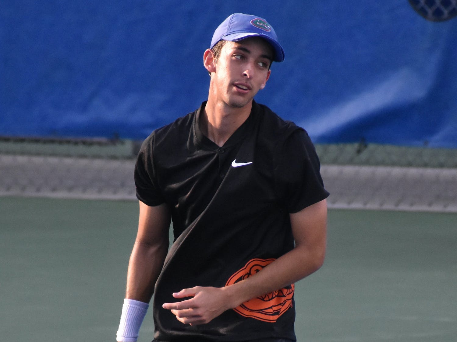The conference tournament final will take place Friday night with the Gators set to battle the Tennessee Volunteers. Photo from UF-FSU game March 3.