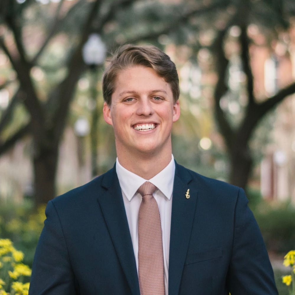 Student Body presidential candidate: Michael Murphy