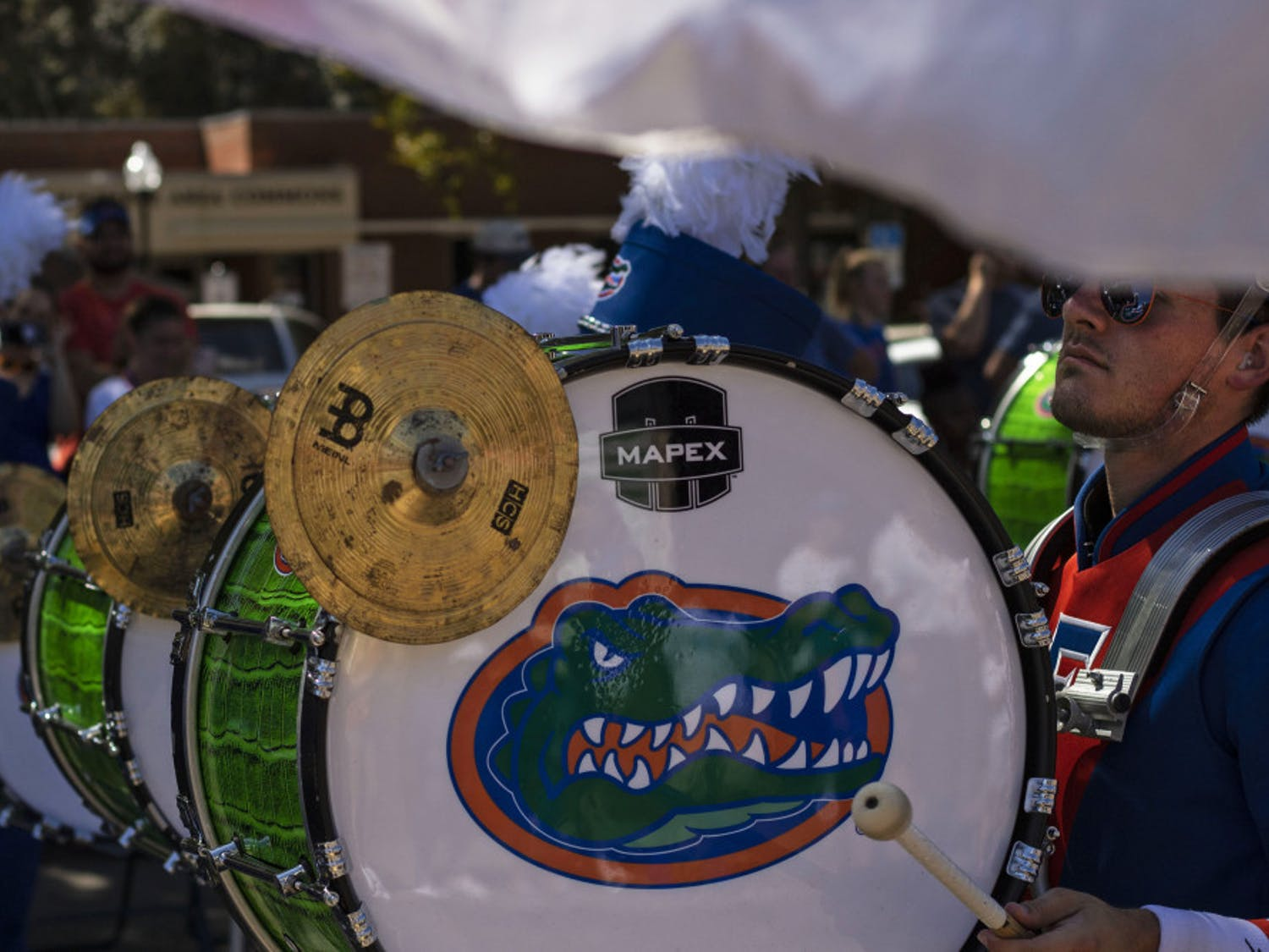 UF's annual homecoming was delayed until late December. It was originally scheduled in early October.