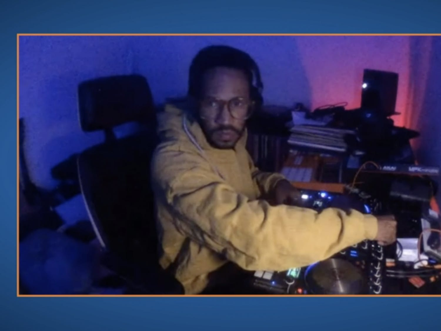 Viewers tuned in to a Wednesday night Vimeo live stream of the show, which featured Haitian-Canadian DJ Kaytranada and New Orleans R&B artist Lucky Daye.