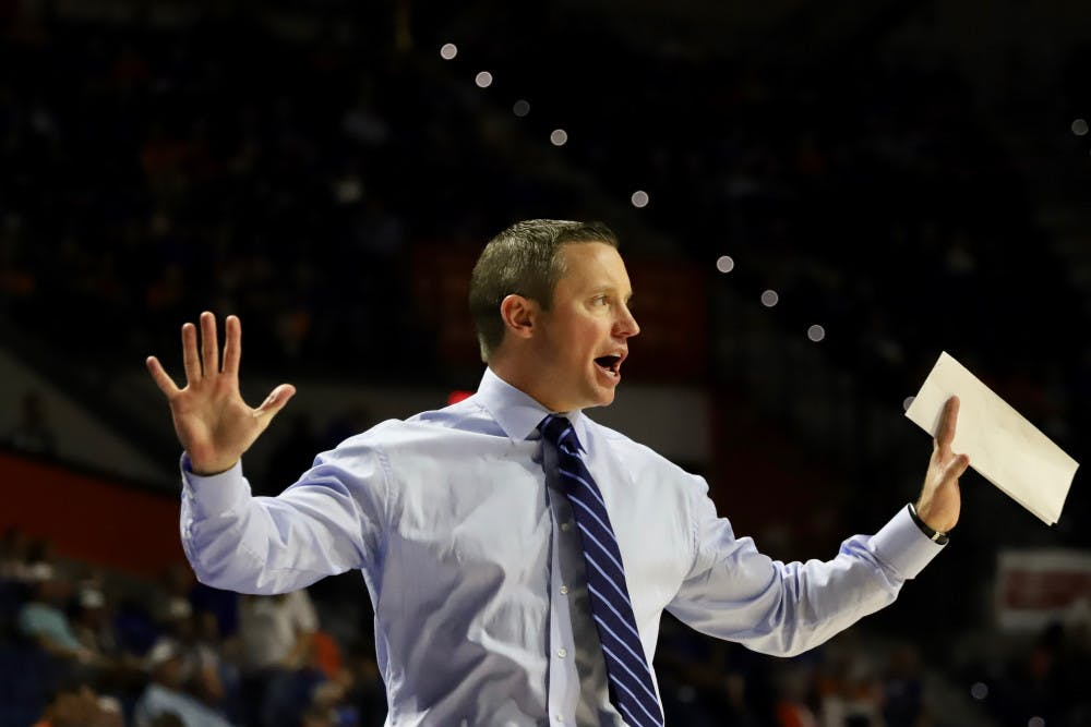 <p>Gators coach Mike White is impressed with what he's seen from Boston College already this season. Florida will play the Eagles Thursday night at 9:30 p.m.</p>