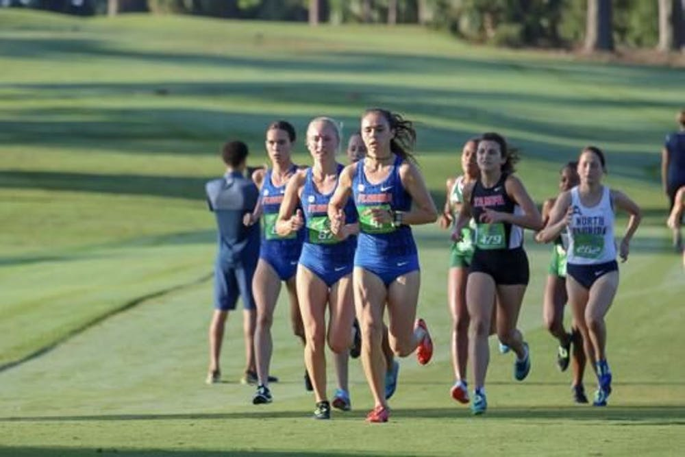 <p>Both Gators squads finished in the top eight at the FSU Invitational Friday.</p>
