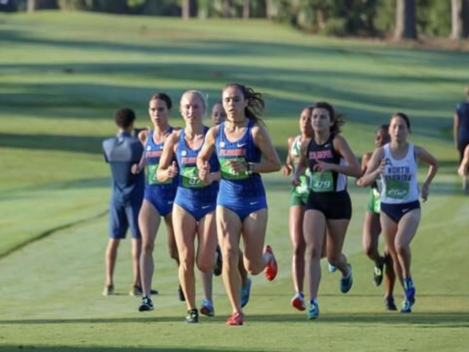 Both Gators squads finished in the top eight at the FSU Invitational Friday.