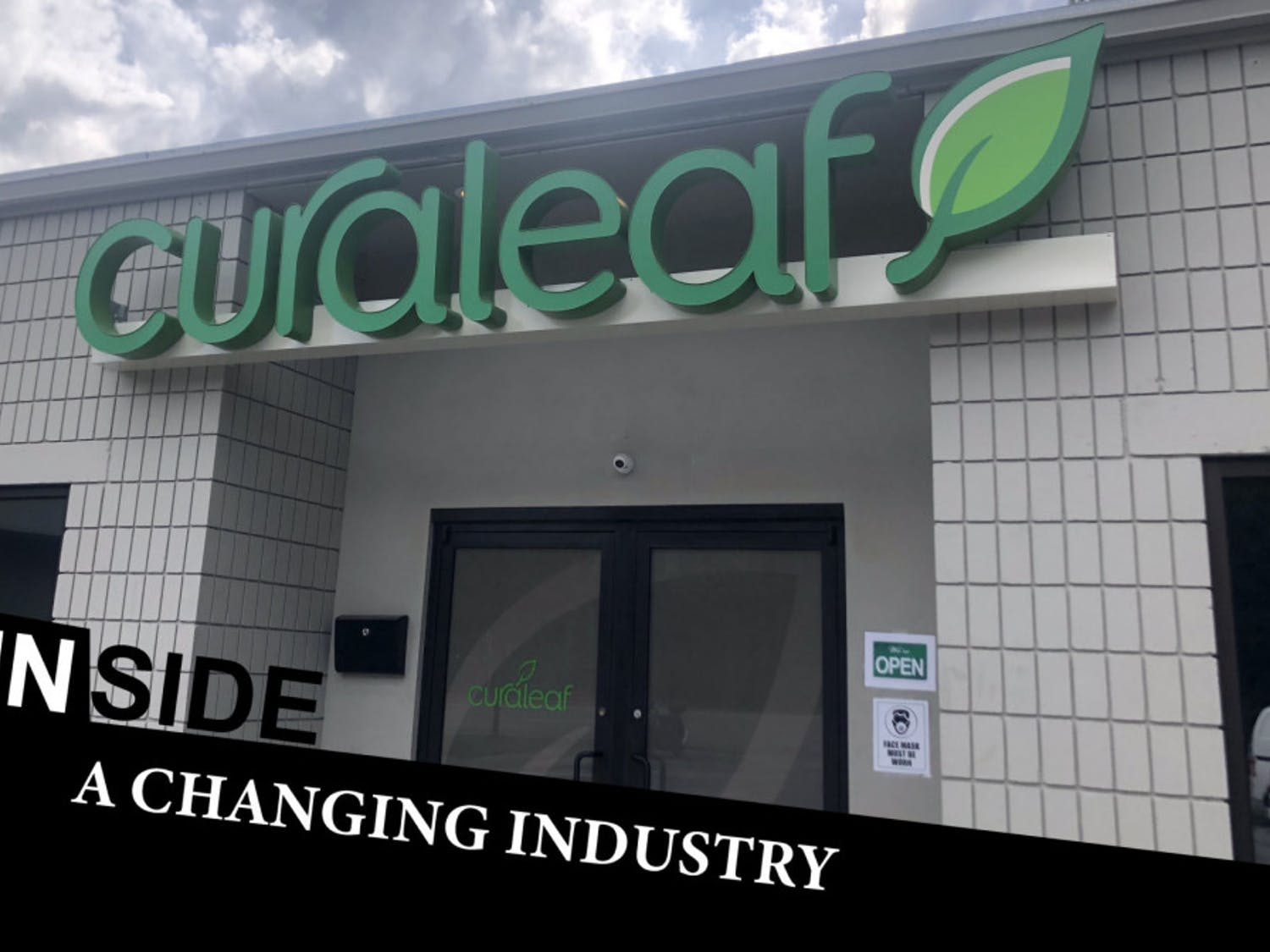 Curaleaf and other Gainesville medical marijuana clinics weren't forced to close during the COVID-19 pandemic because they were considered essential businesses.