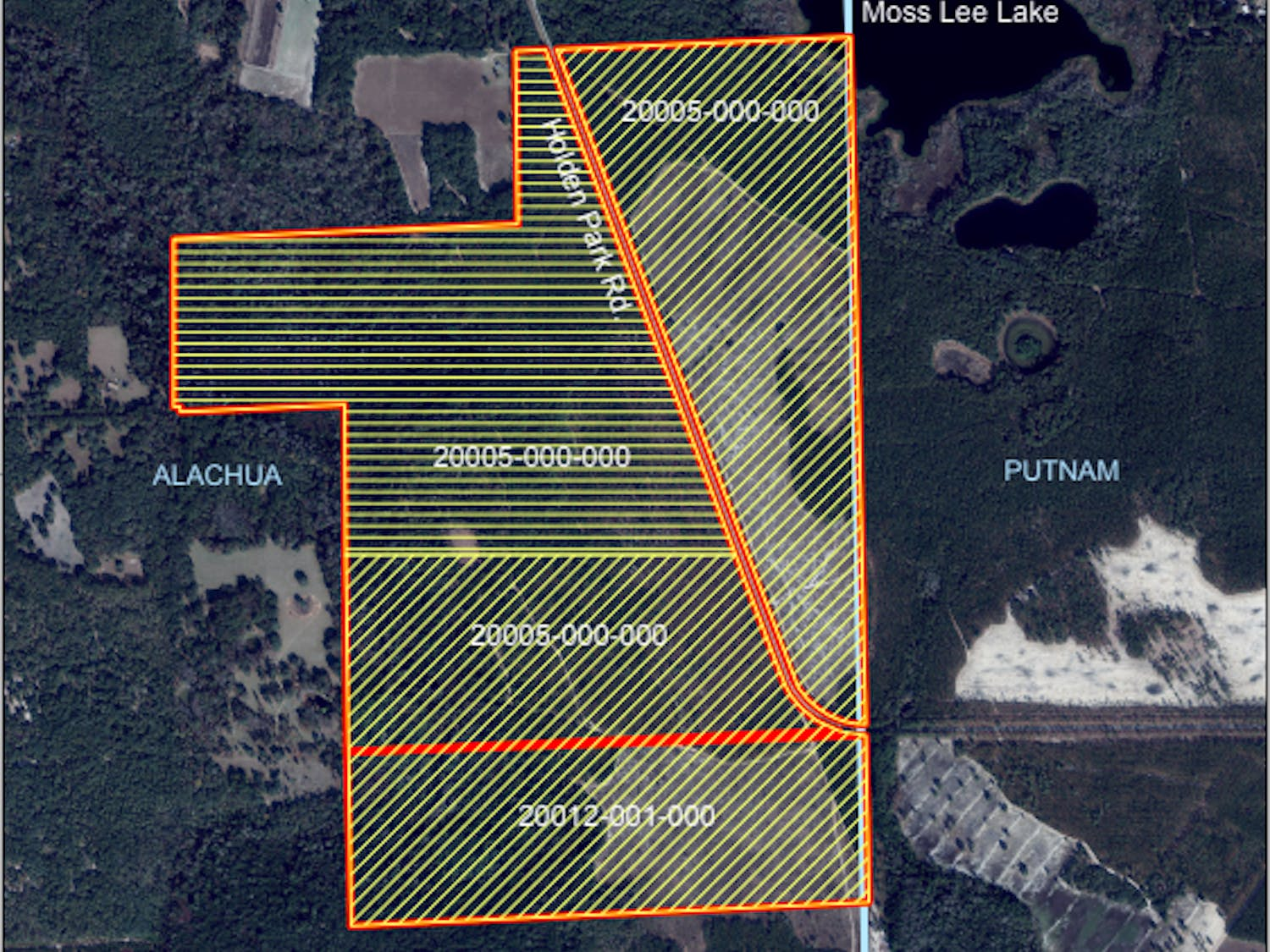 The preservation encompasses almost 600 acres and is located on the Putnam County line near Lochloosa Lake, said Sandra Vardaman, the land conservation program supervisor for the county's Parks and Conservation Lands Program.