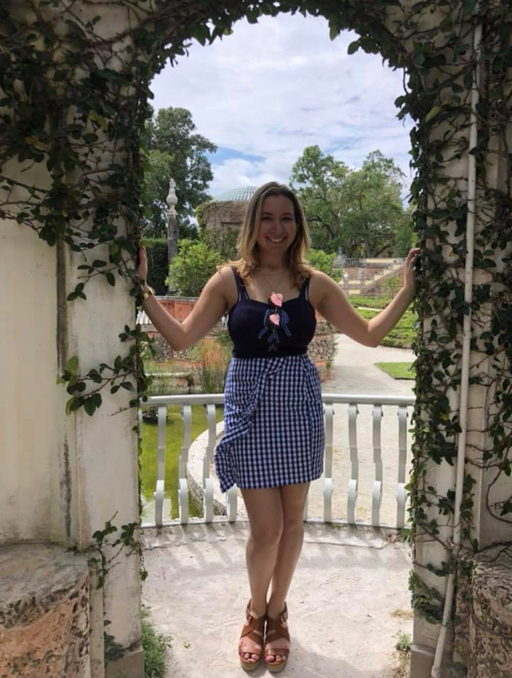 <p>Sophia Visent, a 22-year-oldUF environmental management senior, died by suicide last week. Her friends will hold a vigil to remember her 9 p.m. Wednesday on the Plaza of the Americas. A GoFundMe page is raising money for funeral expenses.</p>