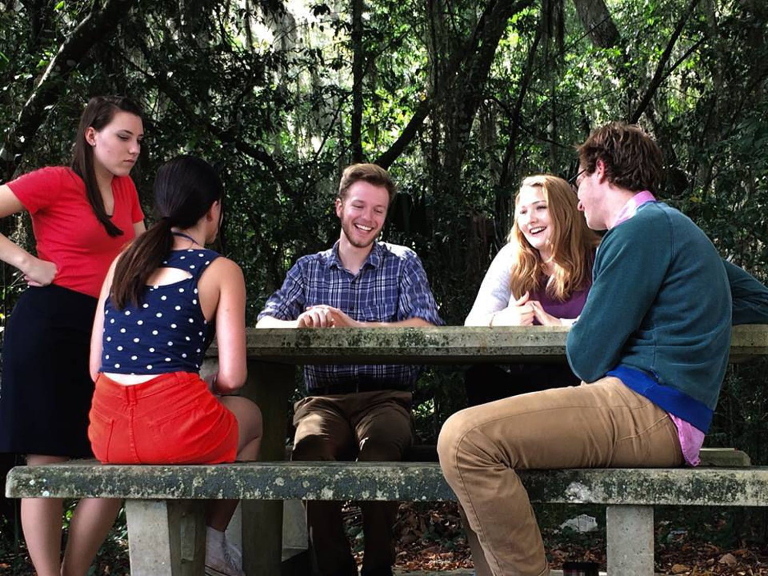 """Student-run organization ChomPics Productions is currently filming this year's web series, """"Ace Watergate and the Secrets Society."""" It is set to release in December."""