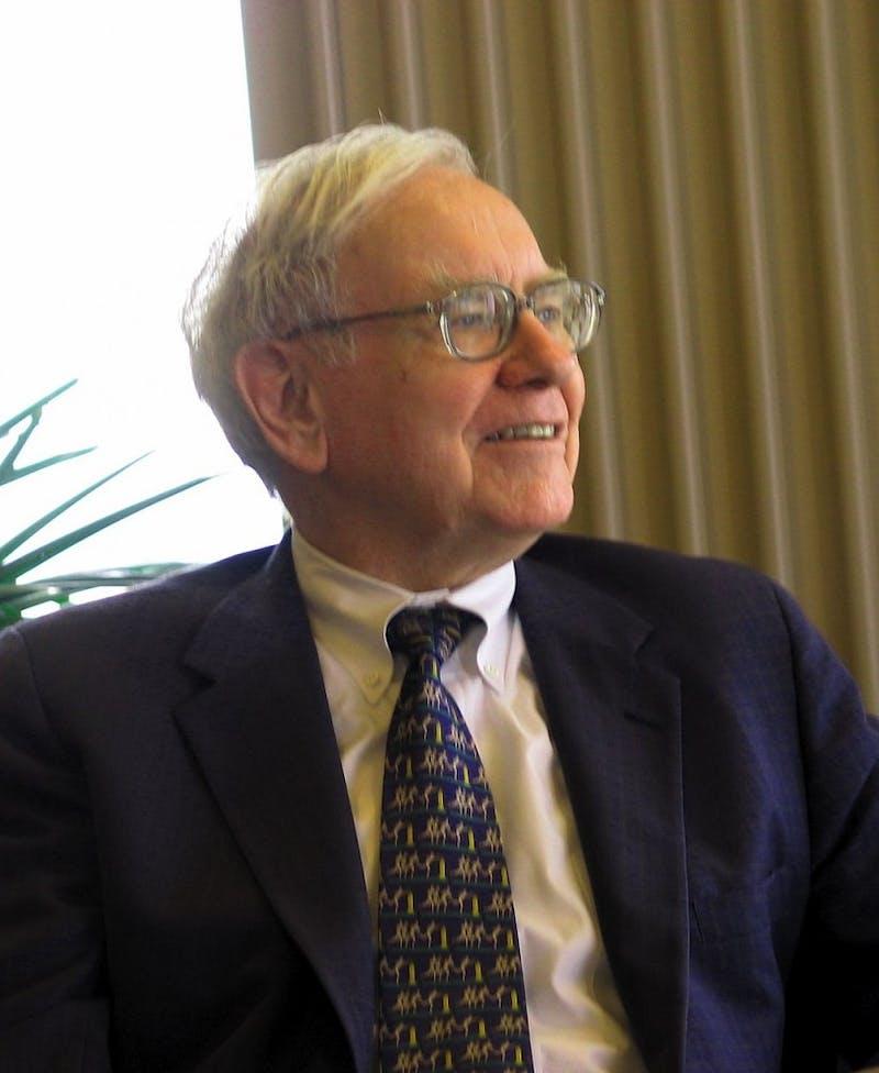 Warren Buffett turns 88 today. Photo courtesy of Wikimedia Commons.