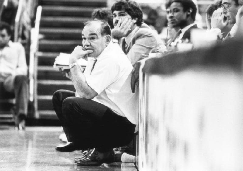 Former UP head basketball coach Jack Avina passed away on Oct. 4. He was 89.