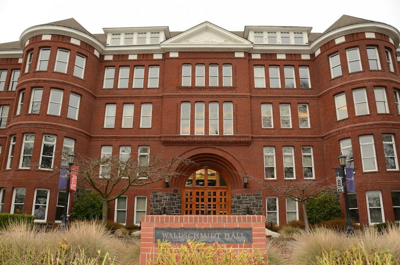 The University of Portland has moved to essential personnel status after the loved one of an employee who works in Waldschmidt Hall may have been exposed to COVID-19.