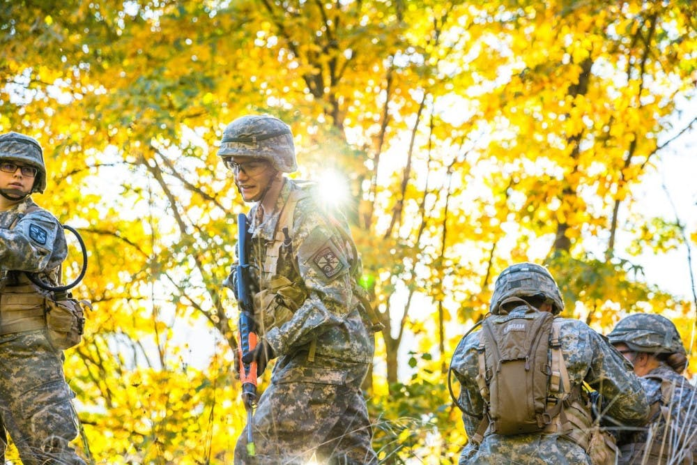 ROTC adjusts training in era of mass shootings