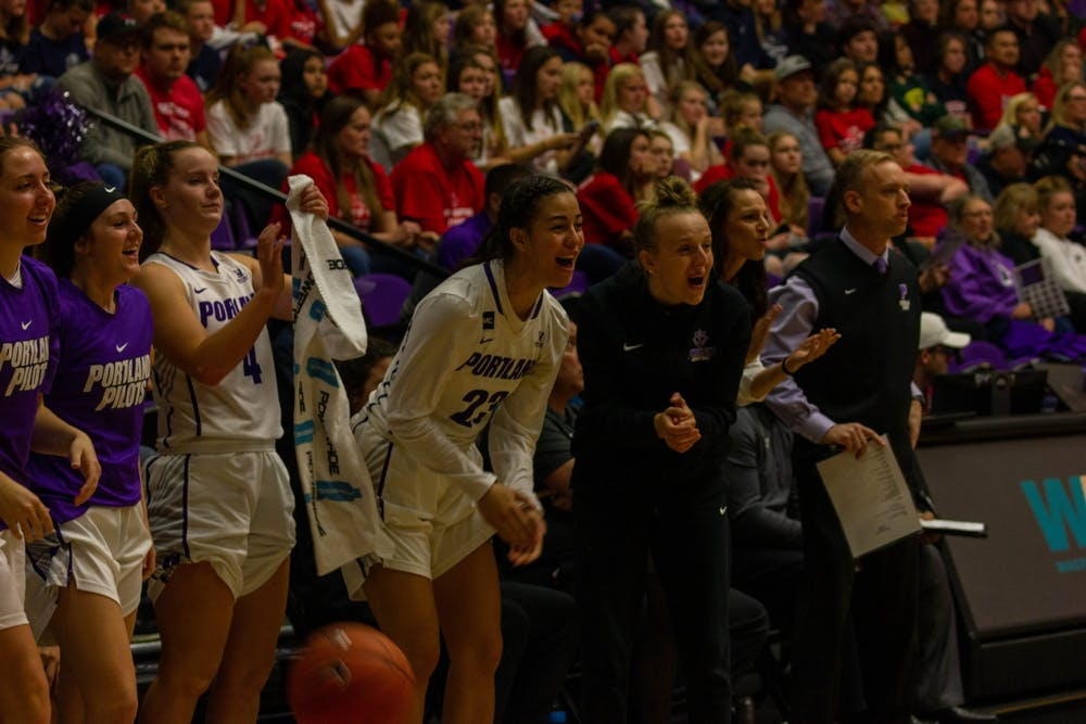 The University of Portland women's basketball team just experienced its best season since 1997.