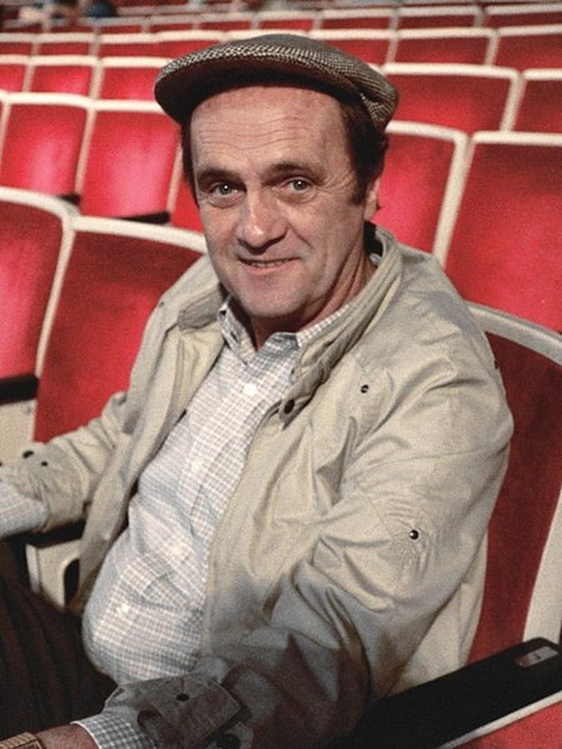 Comedian Bob Newhart. Photo: Alan Light, Wikimedia Commons.