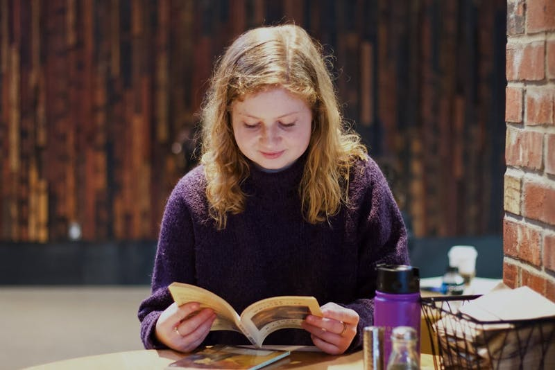 Caroline Holyoak is an intern for the Northwest Undergraduate Conference on Literature (NUCL). Every year UP hosts NUCL allowing students to submit and possibly present scholarly papers and creative works in panels of their peers.
