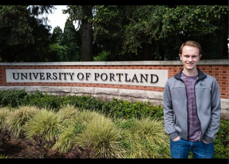 Adam Jeffries is a freshman business student. Photo courtesy of Adam Jeffries.