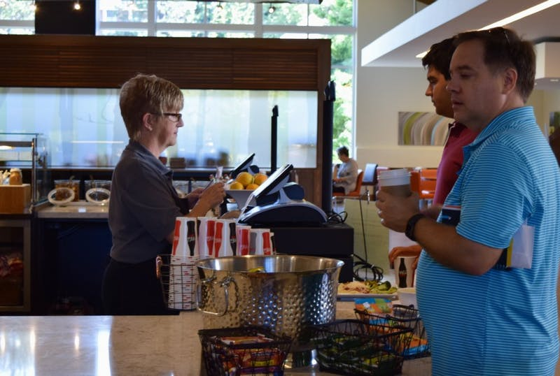 Bon Appetit is responding to complaints from students about food service and safety.