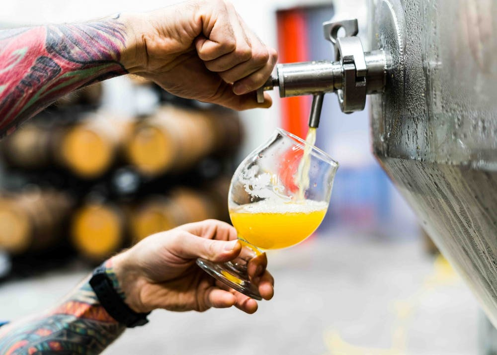Two UP professors have built a side business out of instructing craft breweries in essential business strategy. Photo byEvan DvorkinonUnsplash.
